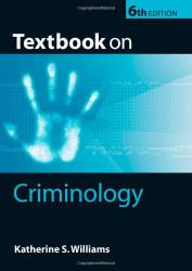 Textbook on Criminology