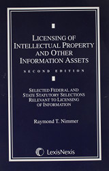 Licensing of Intellectual Property and Other Information Assets