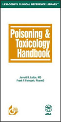 Poisoning and Toxicology Handbook