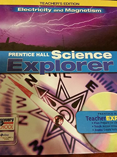 Science Explorer Electricity and Magnetism Teacher's Edition