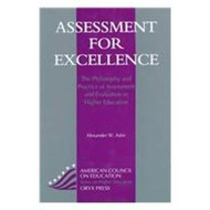 Assessment for Excellence