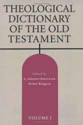 Theological Dictionary of the Old Testament Vol. 1