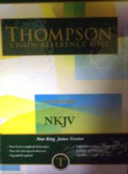 Thompson Chain Reference Bible NKJV