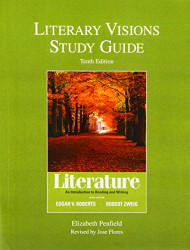 Literary Visions Study Guide for Literature