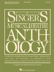 The Singer's Musical Theatre Anthology: Tenor (Singer's Musical Theatre Anthology Vol. 3)