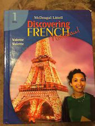 Discovering French Nouveau Level 1 - Teacher's Edition