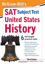 Mcgraw-Hill's Sat Subject Test United States History
