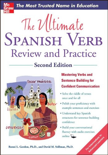 Ultimate Spanish Verb Review And Practice