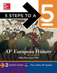5 Steps to A 5 Ap European History 2014-