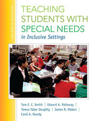 Teaching Students with Special Needs In Inclusive Settings Enhanced Pearson