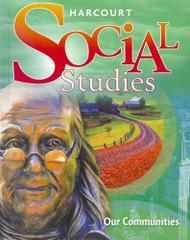 Harcourt Social Studies Grade 3