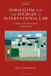 Formalism and the Sources of International Law