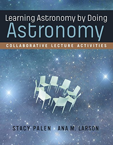 Learning Astronomy By Doing Astronomy