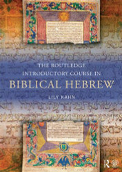 Routledge Introductory Course In Biblical Hebrew