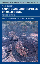 Field Guide to Amphibians and Reptiles of California