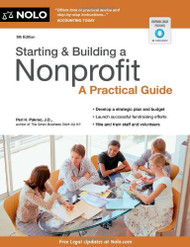 Starting And Building A Nonprofit