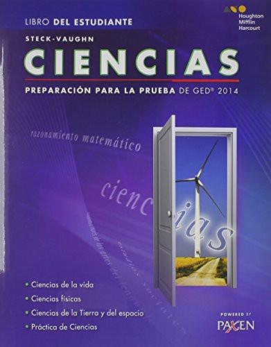 Steck-Vaughn Ged Test Prep Science Spanish