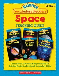 Science Vocabulary Readers