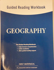 Geography: Guided Reading Workbook