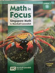 Math In Focus Volume B