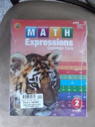 Math Expressions Grade 2