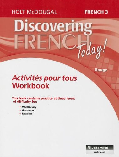 Discovering French Today Level 3