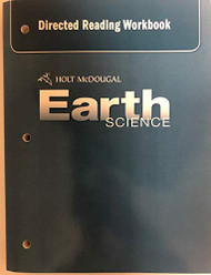 Holt McDougal Earth Science: Directed Reading Workbook