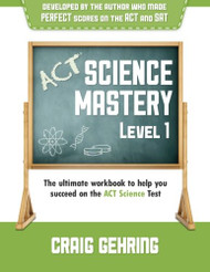 Act Science Mastery Level 1