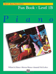 Alfred's Basic Piano Course Level 1B