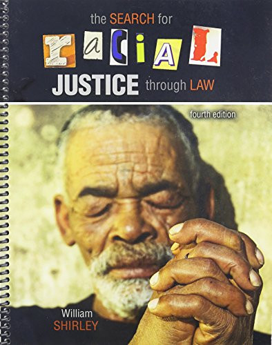 Search for Racial Justice Through Law