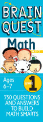 Brain Quest Grade 1 Math Revised