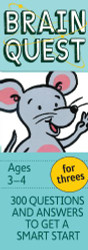 Brain Quest For Threes Revised