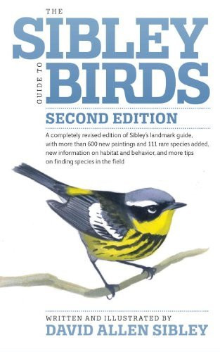 Sibley Guide To Birds