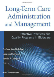 Long-Term Care Administration And Management