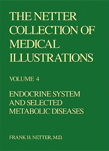 Netter Collection of Medical Illustrations Endocrine System