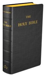 Douay-Rheims Bible Pocket Size Black Flexible Cover