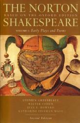 Norton Shakespeare volume 1