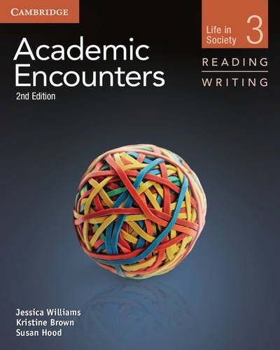 Academic Encounters Level 3 Student's Book Reading And Writing And Writing