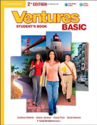 Ventures Basic Student's Book