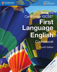 Cambridge IGCSE First Language English Coursebook