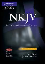 Nkjv Pitt Minion Reference Edition Nk444