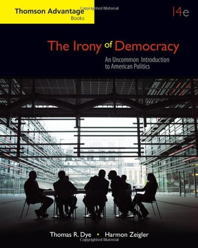 Irony Of Democracy