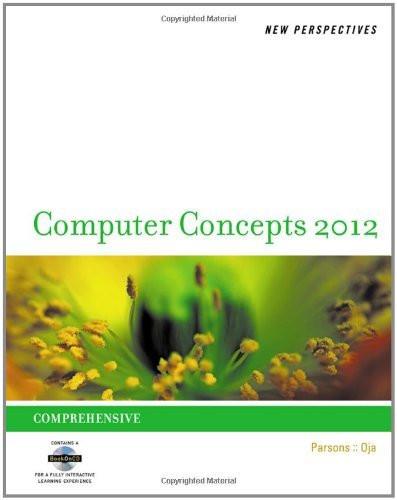 Computer Concepts Comprehensive