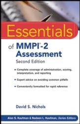 Essentials Of Mmpi-2 Assessment
