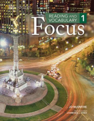 Reading And Vocabulary Focus 1