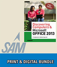 Discovering Computers And Microsoft Office 2013
