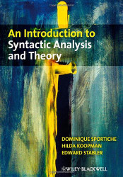 Introduction To Syntactic Analysis And Theory