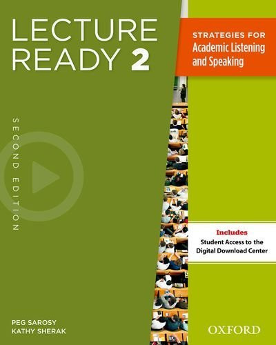 Lecture Ready Student Book 2