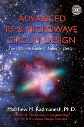 Advanced Rf and Microwave Circuit Design
