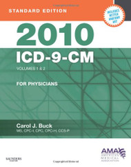 Icd-9-Cm for Physicians Volumes 1 and 2